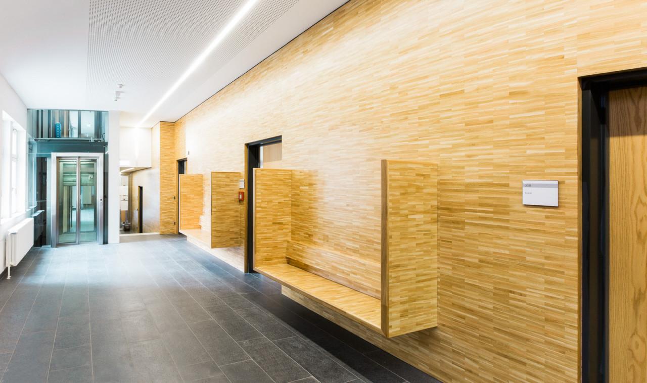 Hildebrand + Schwarz Architekten, Friedrichshafen Amtsgericht Ravensburg ↗