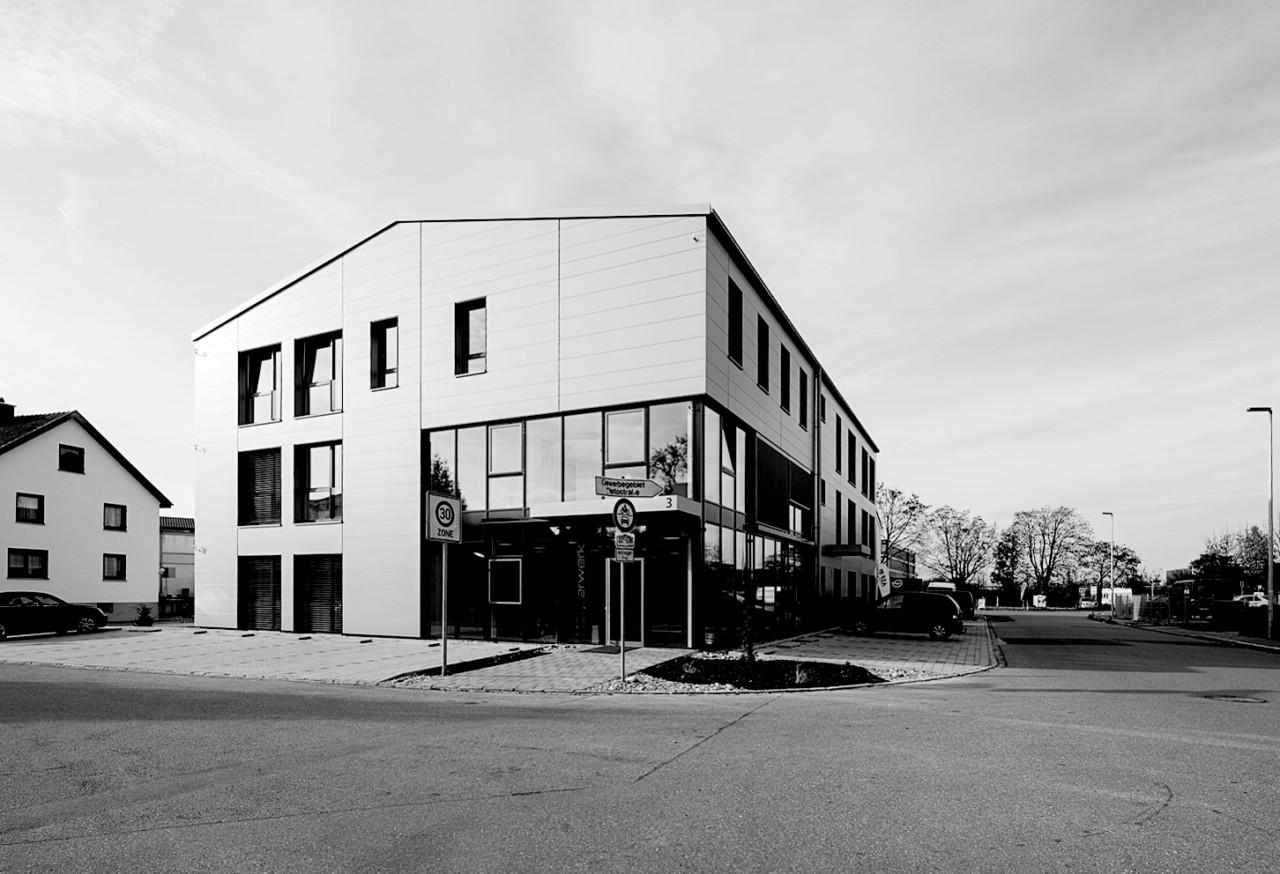 Hildebrand + Schwarz Architekten, Friedrichshafen Ärztehaus in Friedrichshafen ↗