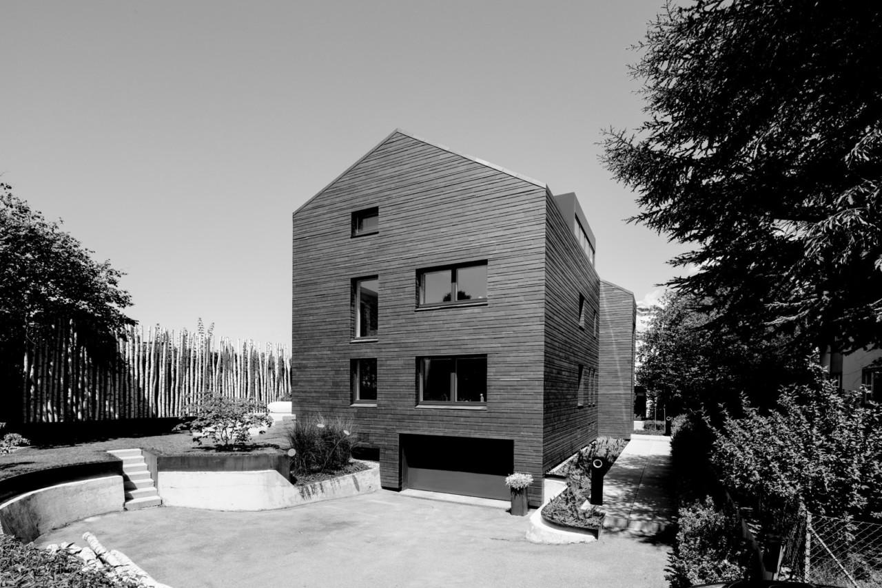 Hildebrand + Schwarz Architekten, Friedrichshafen Wohnhaus HW1 ↗