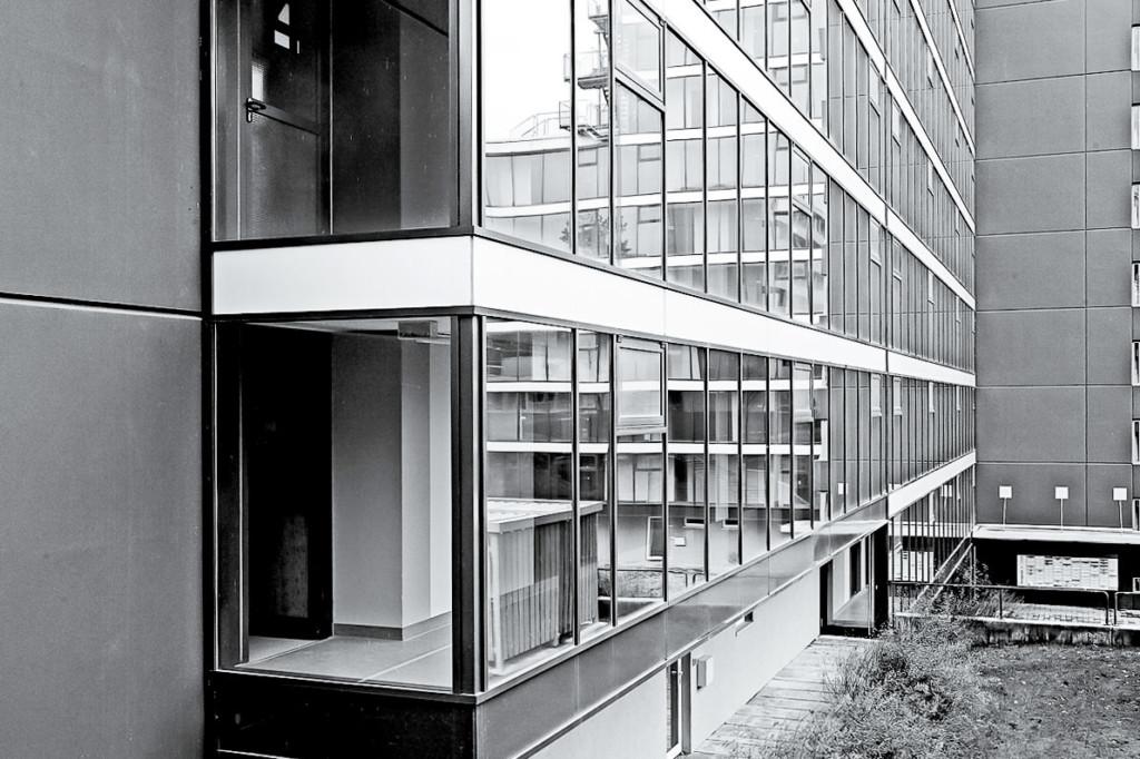 Hildebrand + Schwarz Architekten, Friedrichshafen Personalwohnheime am Klinikum ↗