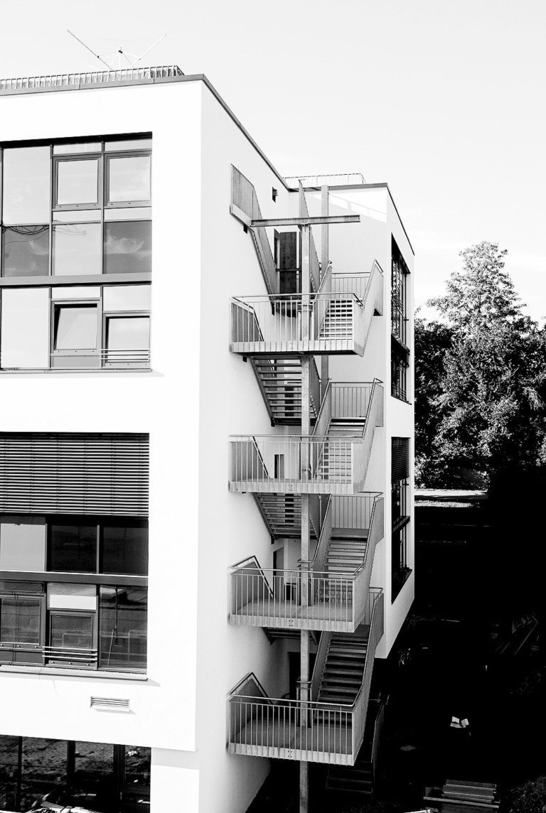 Hildebrand + Schwarz Architekten, Friedrichshafen Fassadensanierung Hauptschule Ailingen ↗