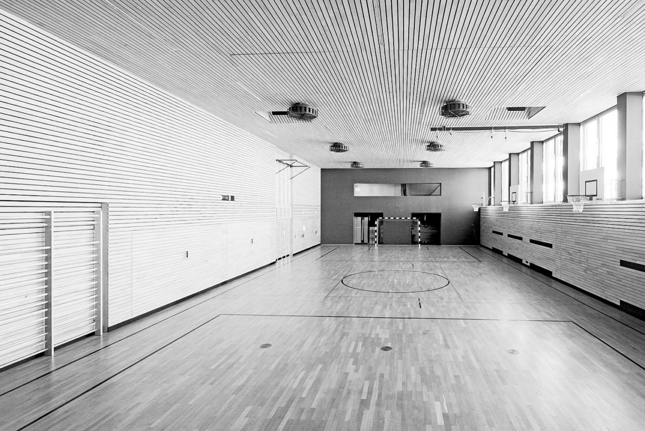 Hildebrand + Schwarz Architekten, Friedrichshafen Realschule St. Elisabeth, Friedrichshafen ↗