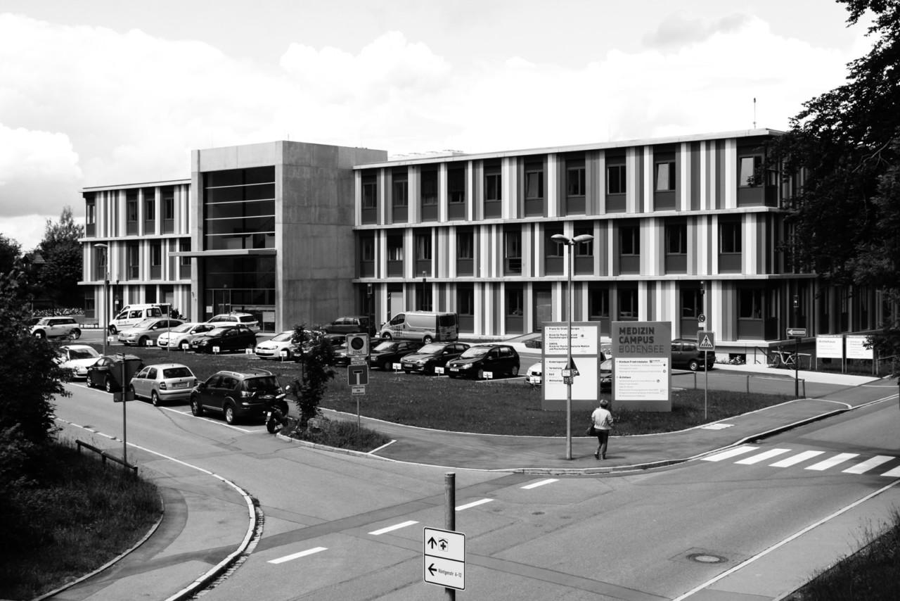 Hildebrand + Schwarz Architekten, Friedrichshafen Neubau Ärztehaus am Klinikum ↗