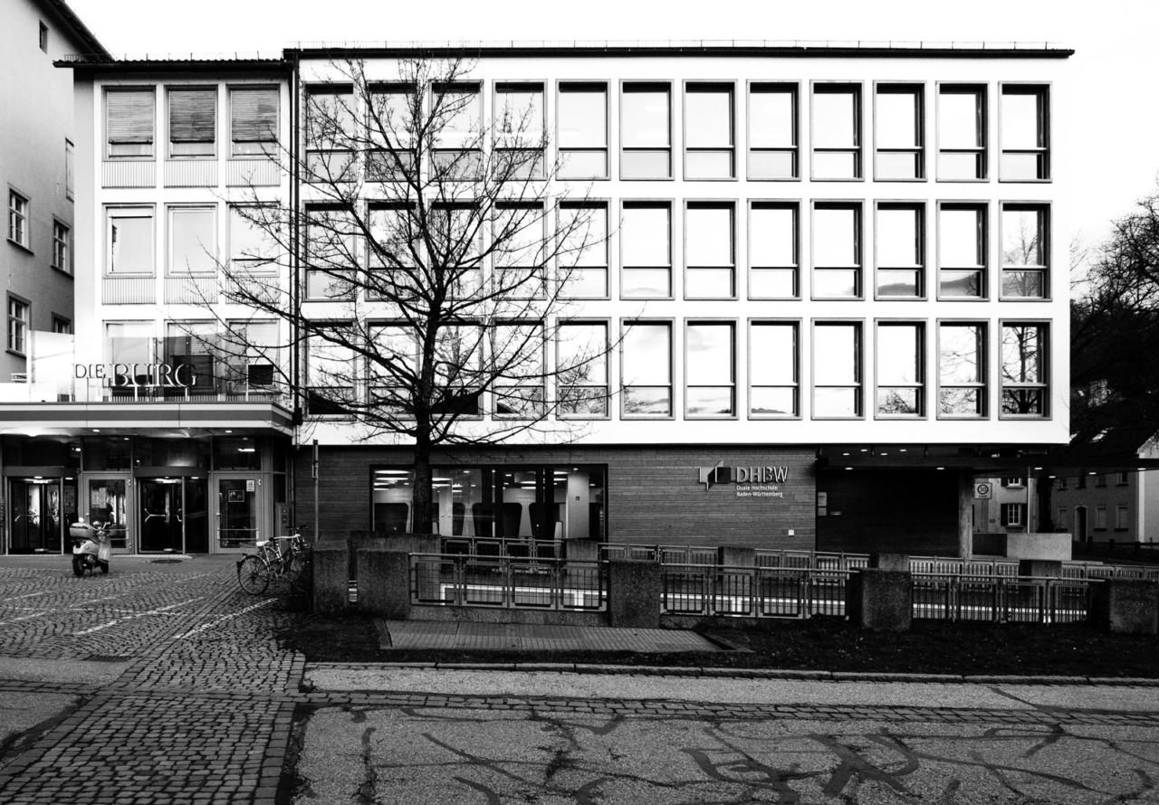 Hildebrand + Schwarz Architekten, Friedrichshafen DHBW, Duale Hochschule Ravensburg ↗