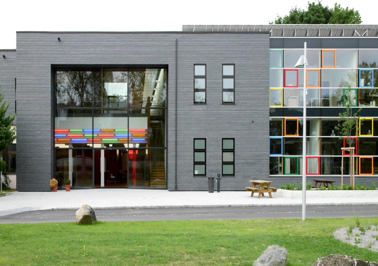 Architekten Friedrichshafen hildebrand schwarz architekten friedrichshafen tannenhagschule